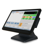Anypos662 15.6'' Capacitive Touch Screen POS Android for SAAS and Cloud