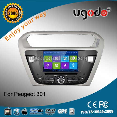 car radio for Peugeot 301