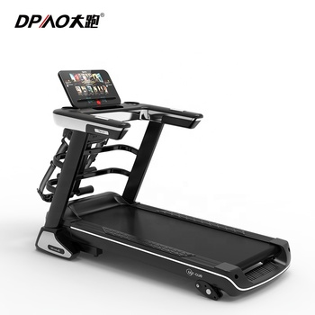 New arrival foldable treadmill running machine electric walking motorized treadmill