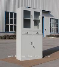 Chinese Importers Middle Two Drawer Steel Equipment Cabinet JF-C017