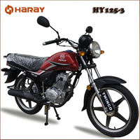 2014 New Product 125cc Cheap Price Street Motorcycle EEC Street Bike
