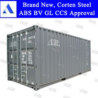 Special oversize container