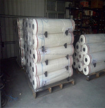 edge to edge covered white color hay bale net wrap