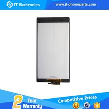 Wholesale for sony xperia z3 lcd black frame,touch screen for sony ericsson satio u1