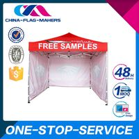 Top Sale Low Price 420D Oxford Fair Trade Kiosk Tents