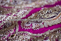 Pakistani Indian bridal langha ladies party dress langha..