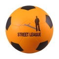 soccer stress ball with logo printing