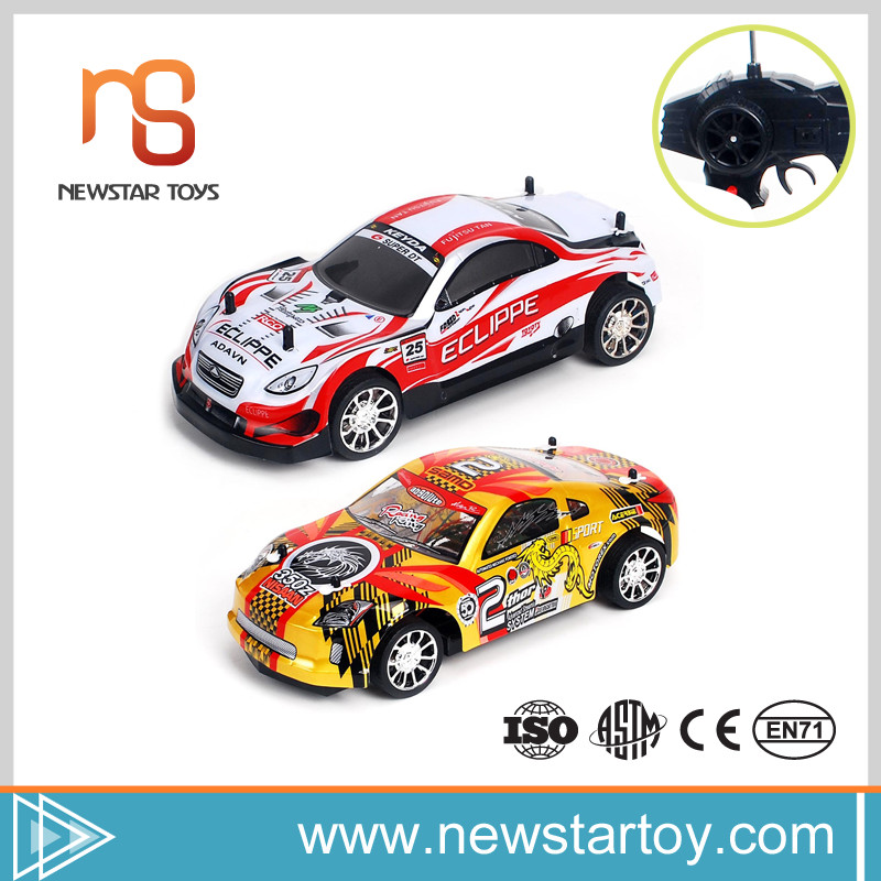 New design hot sell baby toys 4CH 1 18 scale rc car body for kids