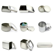 High quality various metal tin cans for food canning