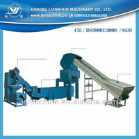 Recycling/granulation line for PP PE film