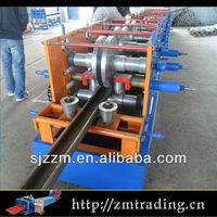 high spead steel c channel roll forming machine