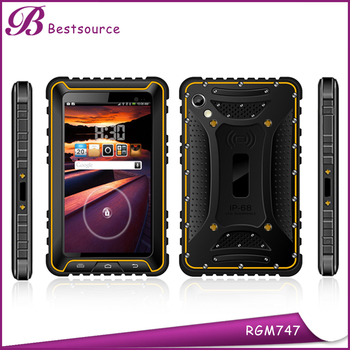 "Factory Directly Sell NFC Rugged Tablet,7.0"" Quad Core 1GB RAM 16GB ROM Rugged Tablet Pc with NFC Function"