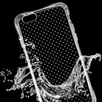 Heavy duty TPU case for iphone 6 7, clear tpu protective case for iphone 7 7 plus