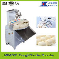 30-150g MP45/2 pizza round dough ball making machine with competitive price