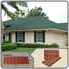 stone coated metal tile/chinese roof ornaments/low cost roof shingles