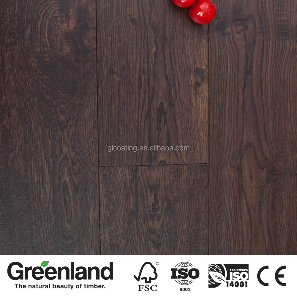 Flooring Tile Wood Flooring Multiylayer Engineered Wood Flooring European Oak