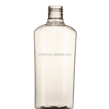 Free sample pet recycling empty bottle plastic drinking water bottle prices