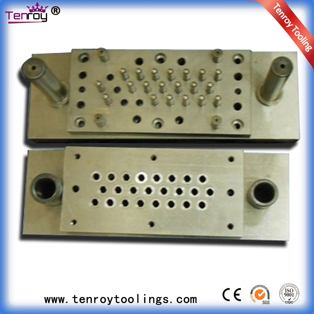 Tenroy compound dies,stamping die cutting punch for die press,ring cable terminal progressive stamping die