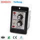 DAQCN ATDV-Y Power Expend DC1.0W AC1.0VA Twin Mechanical Timer Relay