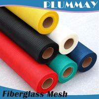 Waterproof fiberglass wire mesh fabric