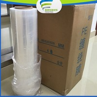 Factory Price China clear casting pvc plastic stretch film from ningbo Fengting