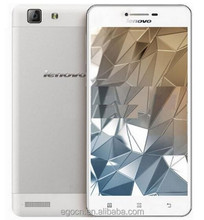 New Original Lenovo A6600 Quad Core MTK6732 smart phone 1.5GHz 5.0 inch IPS Screen 1280*720 1GB/8GB 4G Android 4.4 Gold
