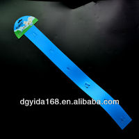 High Quality Injection Molded Plastic Clip Strip