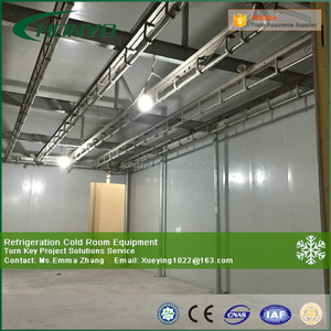 cold storage room for meat