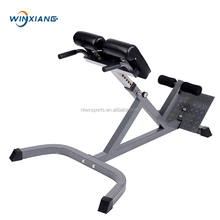Hot Sale Commercial Roman Chair Heavy Duty Fitness Equipment