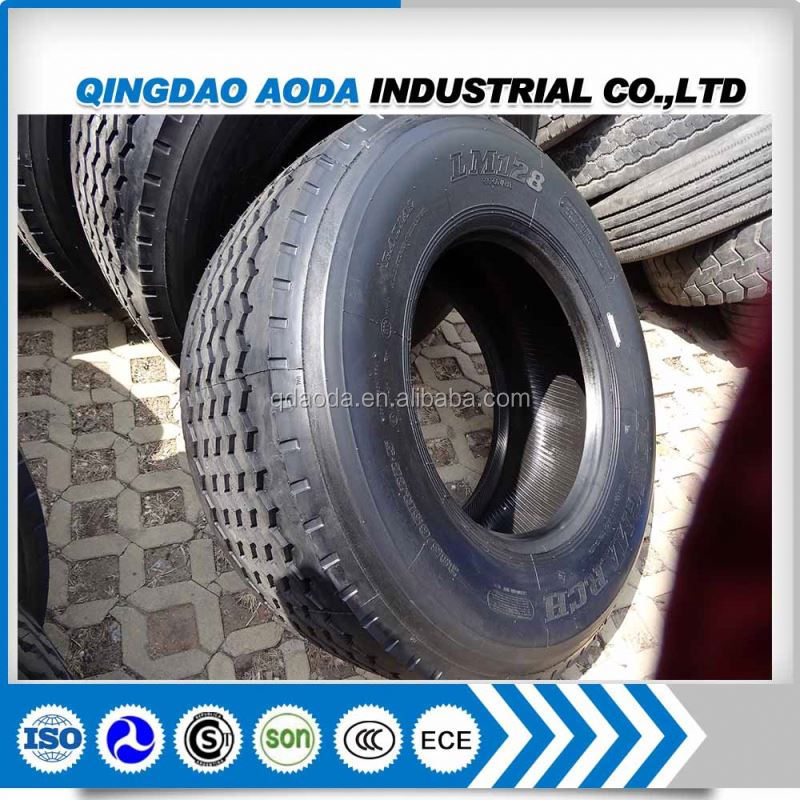 Chinese Longmarch tyre factory supply truck tire 11R22.5