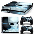 for Playstation 4 OEM Design Stickers Vinyl Decal for PS4 Console Skin