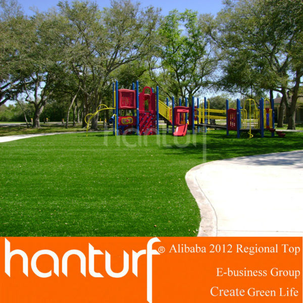 Smooth sport performance kids playgrond synthetic turf
