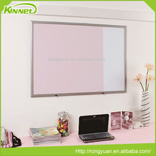 color printed hanging magnetic dry erase white writing board