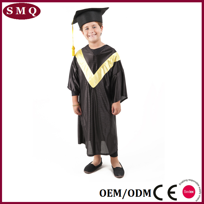 Funky Childrens Graduation Gowns Sketch - Best Evening Gown ...