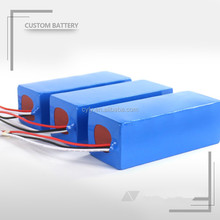 36V 12AH Li-Ion 10S6P 18650 Lithium Battery Pack For E Bike Scooter