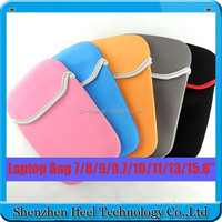 "Quality Products Neoprene 8 inch tablet case Custom Made Waterproof Neoprene Tablet/Laptop Bag 7""/8""/9""/10.1""/13""/15.6""/17.3"""