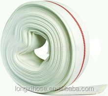 PU lining canvas fire resistant hose