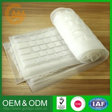 2016 Hottest Reasonable Price Custom Oem Silicone Keyboard Cover Various Colors Blank Laptop Keyboard Covers