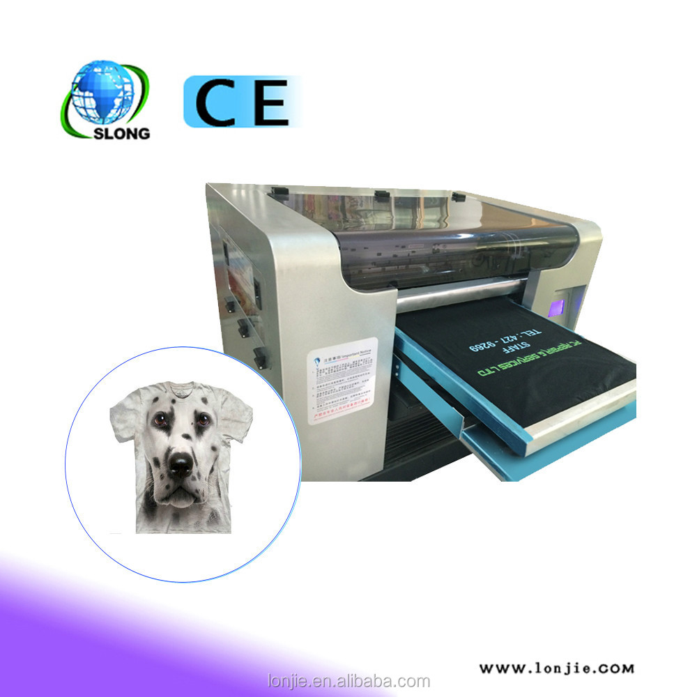 T-shirt digital Printer/texjet printer/fabric printer price