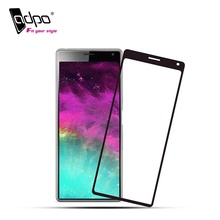 Hot Sale Free Sample Anti Scratch Mobile <strong>Phone</strong> 5D Tempered Glass Screen Protector for Sony Xperia <strong>X10</strong> <strong>X10</strong> Plus
