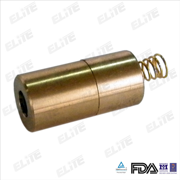 Industrial cross 650nm laser module