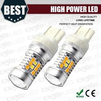 28 SMD LED dual colour led bulbs 7443 for Chevrolet