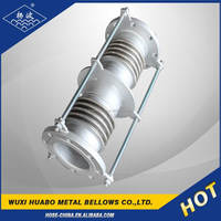 Stainless steel flexible yang bo corrugated expansion joint for electric power