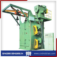 shot blasting machine good quality and favourable price