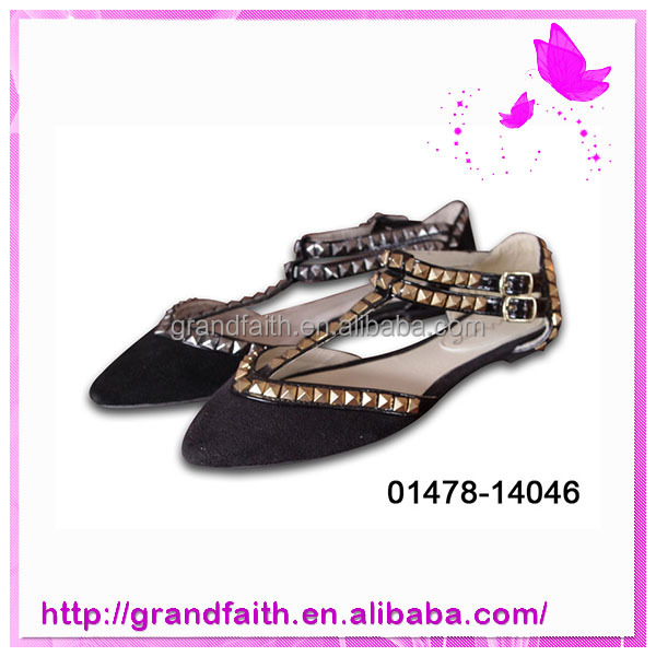 Wholesale Top Sale High Quality ballerina shoes 2012