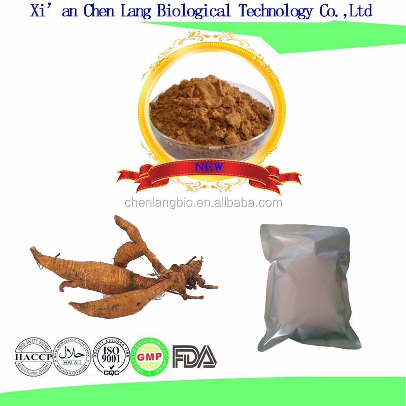 Import Raw Material Extract Powder Pueraria Mirifica Powder