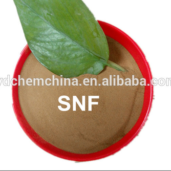 Construction high range water reducer poly naphthalene sulfonate