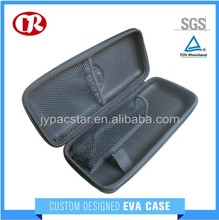 Custom mesh pocket and elastic inner EVA hair stylist tool case