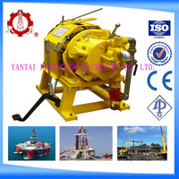 Permanent magnetic winch motor best after-sales 5 ton air winch