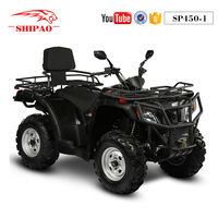 SP450-1s Shipao 4 wheel drive atv for sale in malaysia